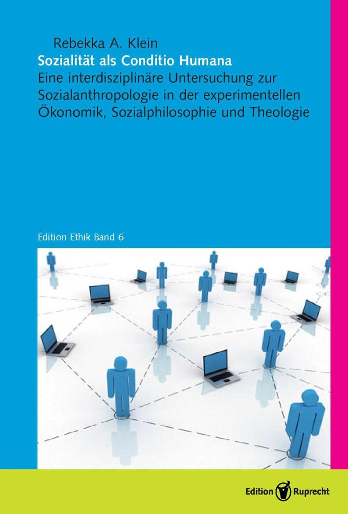 Sozialität als Conditio Humana als eBook