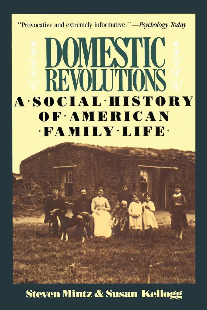 Domestic Revolutions: A Social History of American Family Life als Taschenbuch
