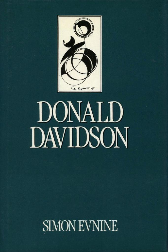 Donald Davidson als Taschenbuch