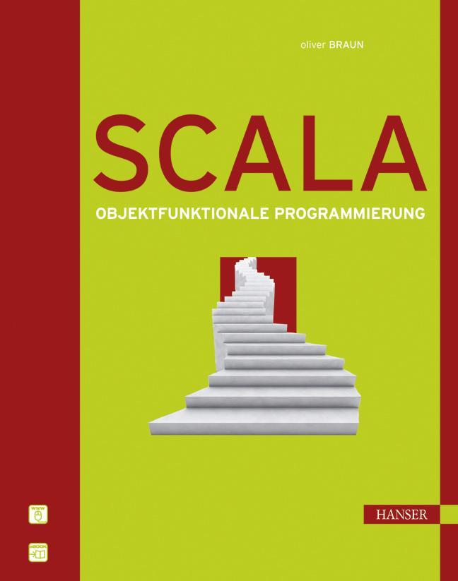 Scala als eBook von Oliver Braun