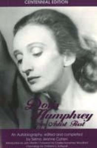 Doris Humphrey: An Artist First als Taschenbuch