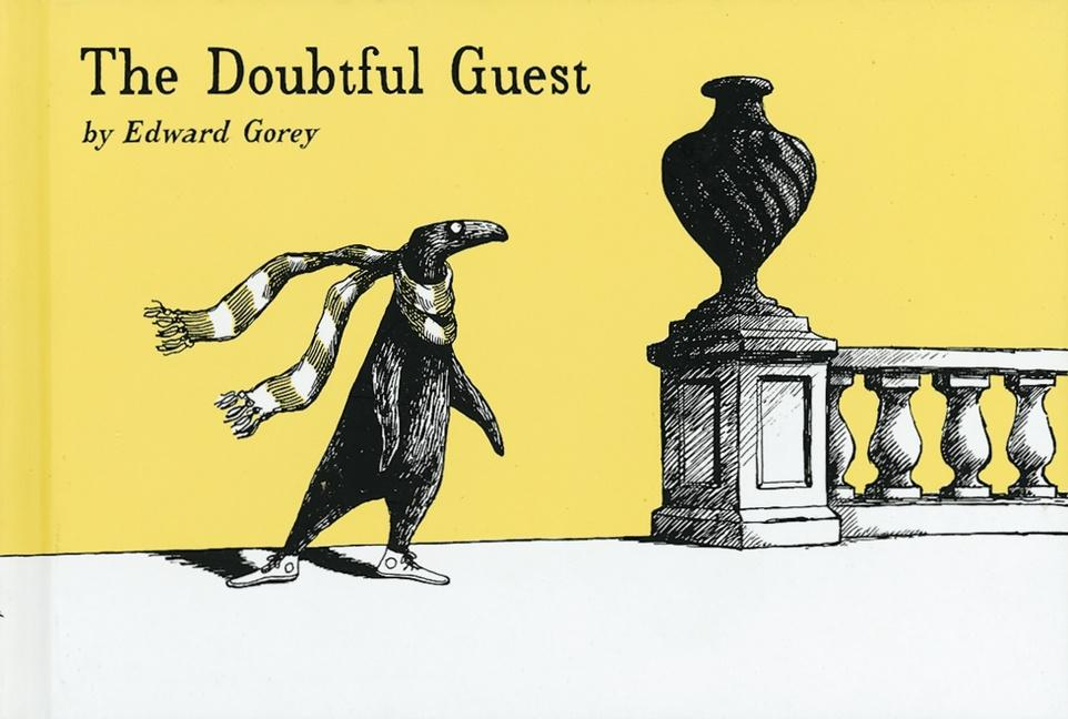 The Doubtful Guest als Buch