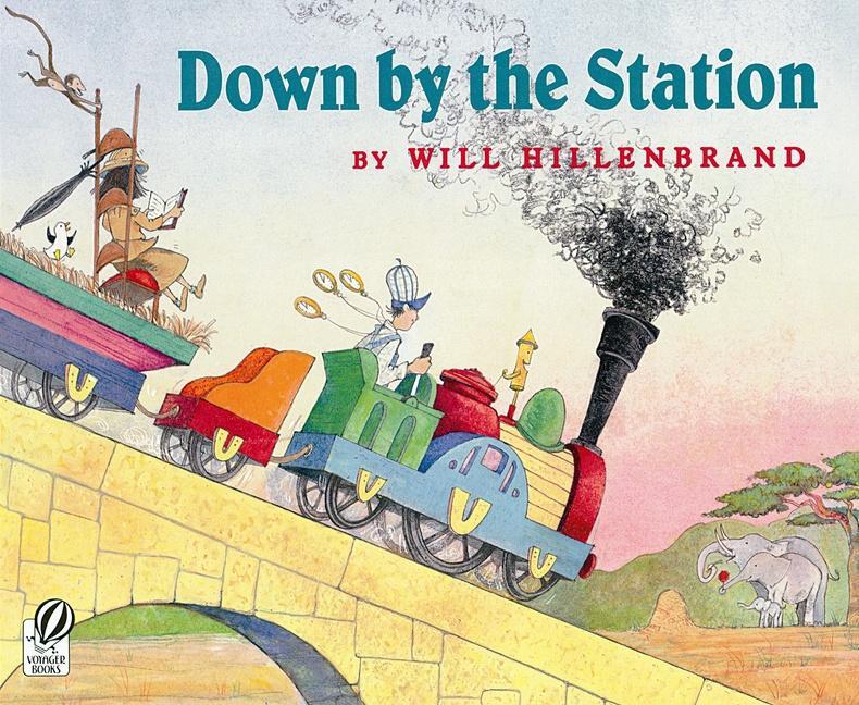 Down by the Station als Taschenbuch