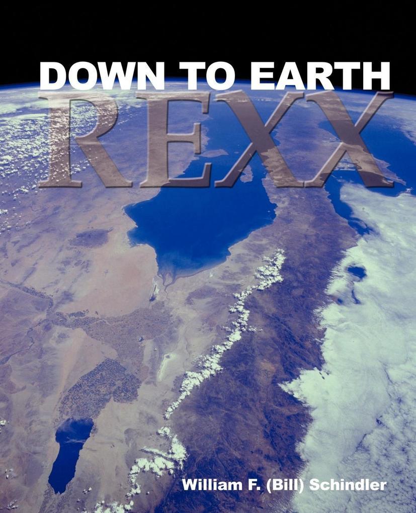 Down to Earth REXX als Taschenbuch