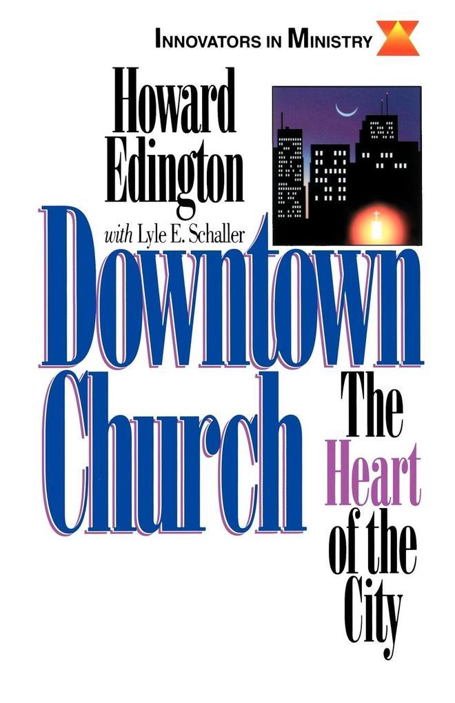Downtown Church als Taschenbuch