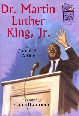 Dr. Martin Luther King, Jr.: A Holiday House Reader Level 2 als Buch