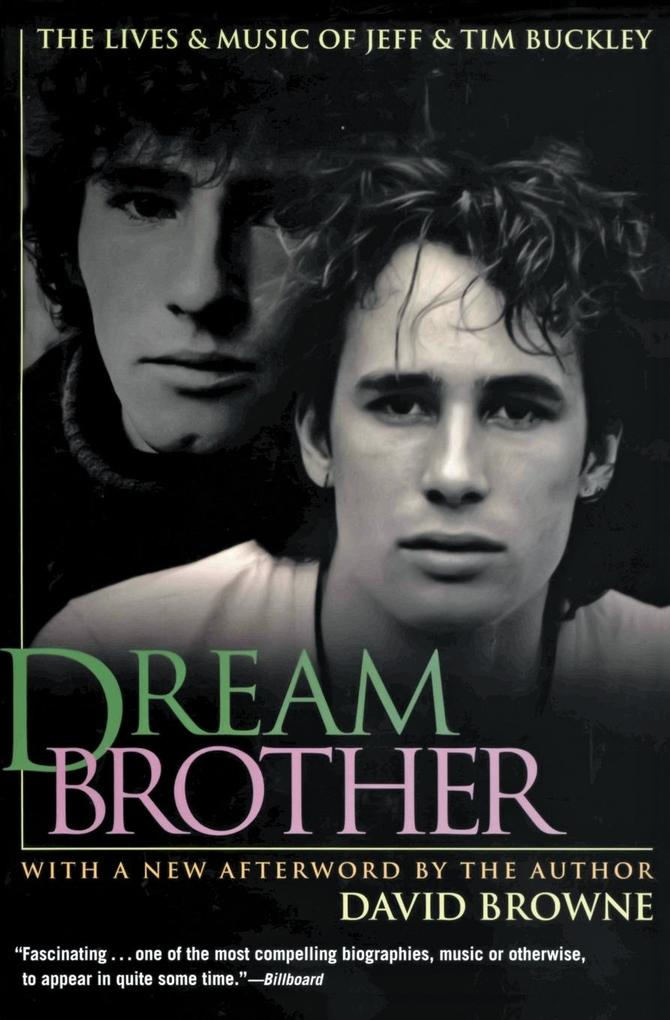 Dream Brother als Buch
