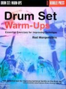 Drum Set Warm-Ups: Essential Exercises for Improving Technique als Taschenbuch