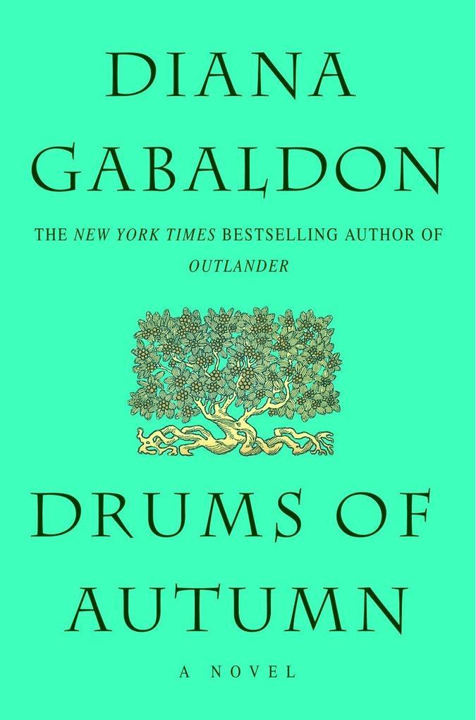 Drums of Autumn als Buch