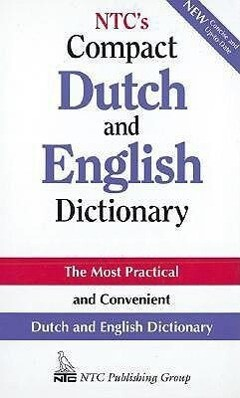 NTC's Compact Dutch and English Dictionary als Taschenbuch