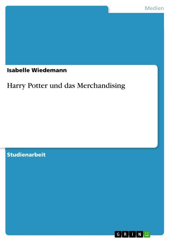 Harry Potter und das Merchandising