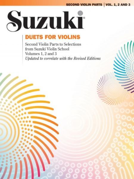 Duets for Violins als Taschenbuch