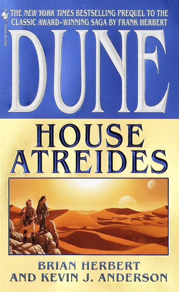 Dune: House Atreides als Taschenbuch