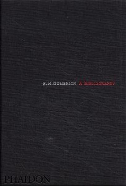 E. H. Gombrich als Buch