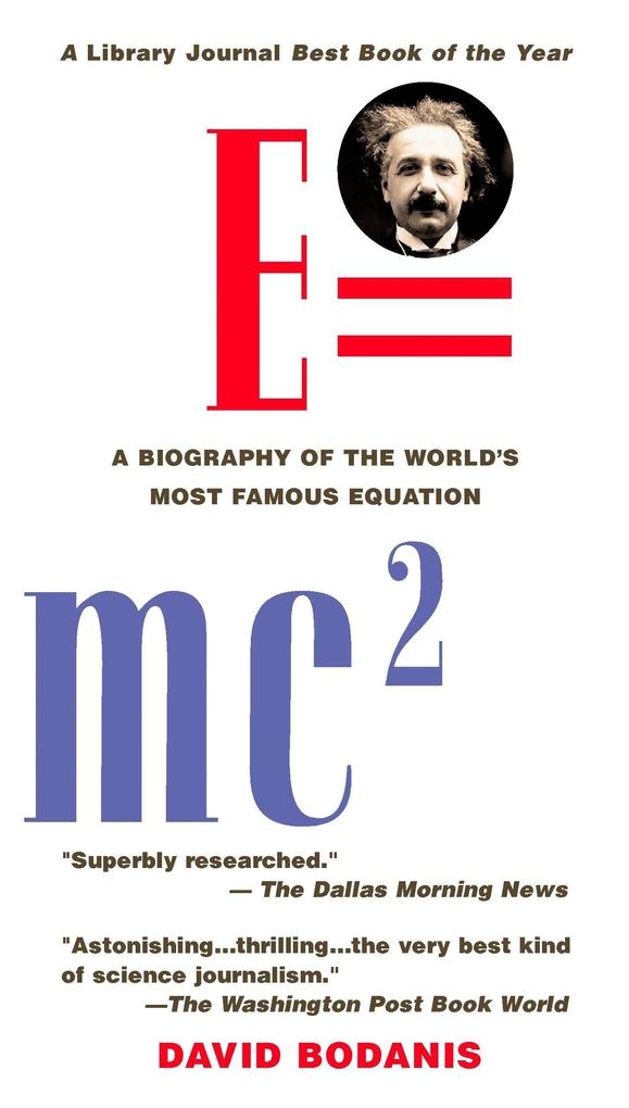 E=mc2: A Biography of the World's Most Famous Equation als Taschenbuch