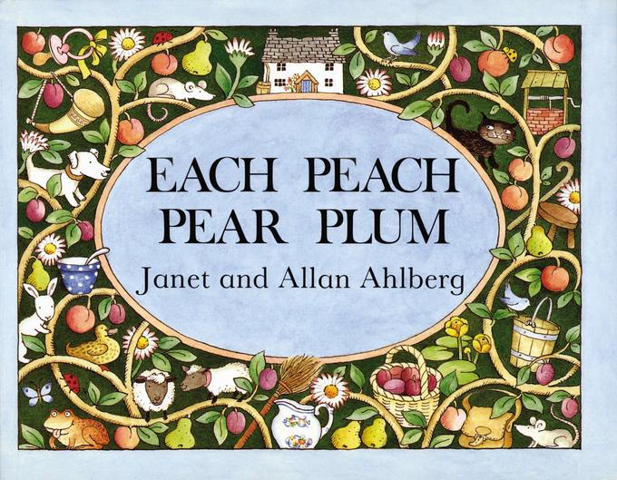 Each Peach Pear Plum als Buch