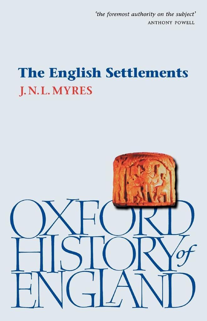 The English Settlements als Taschenbuch