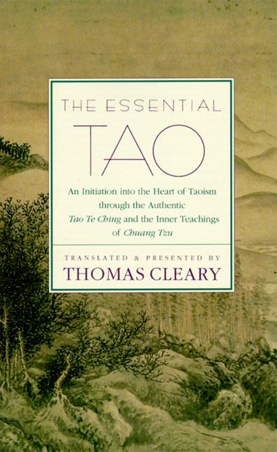 The Essential Tao als Buch