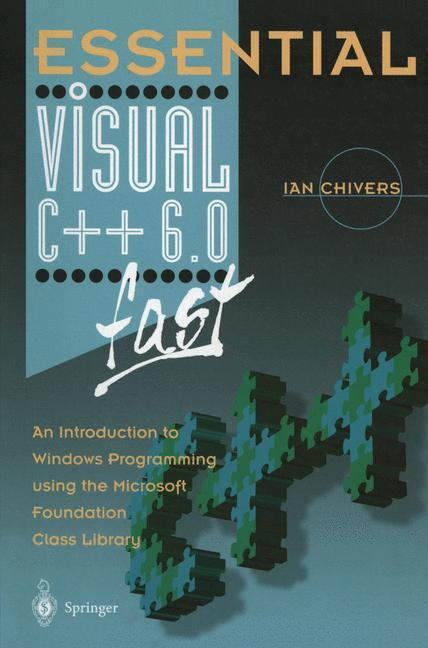 Essential Visual C++ 6.0 fast als Buch