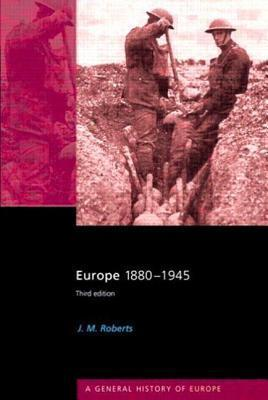 Europe 1880-1945 als Buch