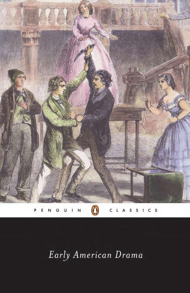 Early American Drama als Taschenbuch