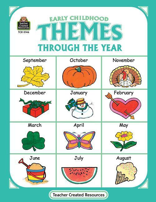 Early Childhood Themes Through the Year als Taschenbuch