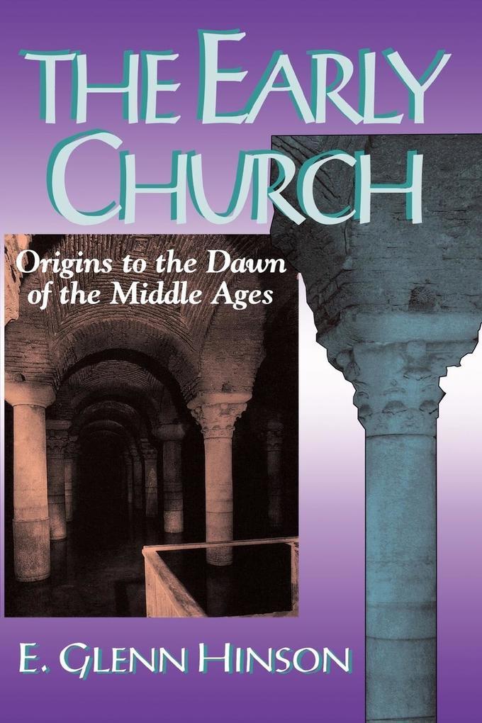 The Early Church als Taschenbuch