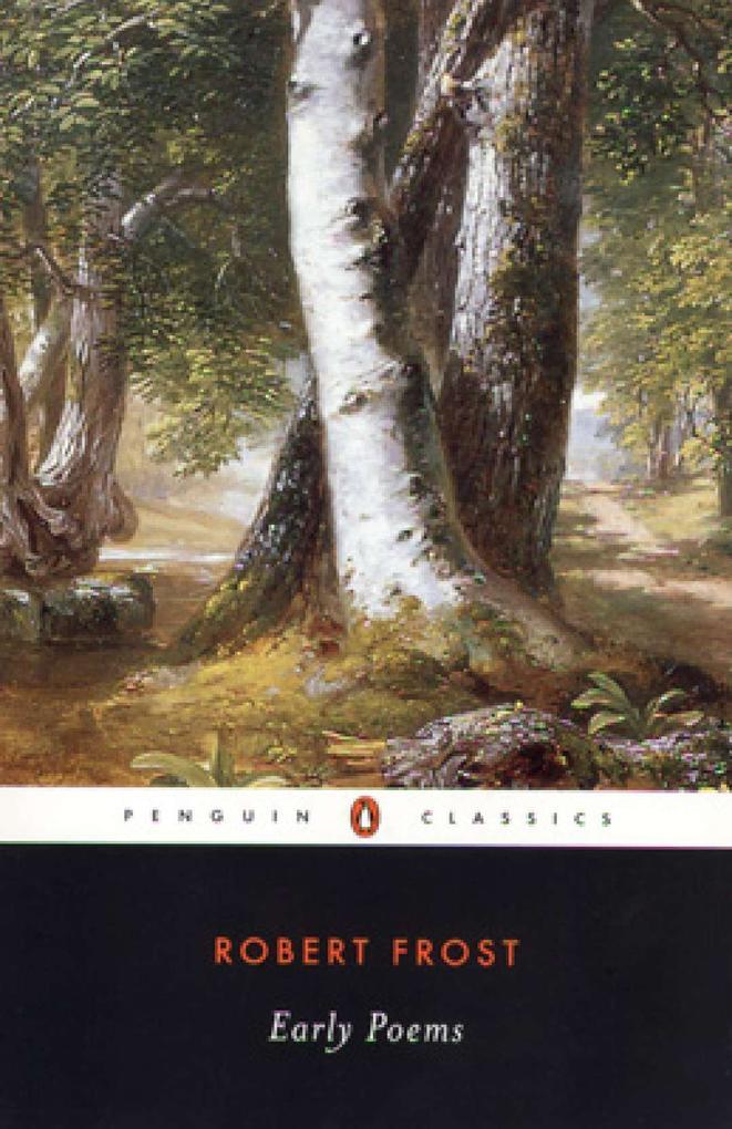 Early Poems als Taschenbuch