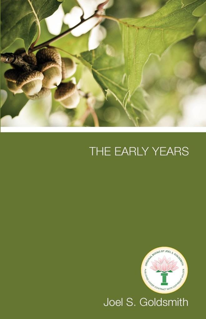 The Early Years: The 1932-1946 Letters als Taschenbuch