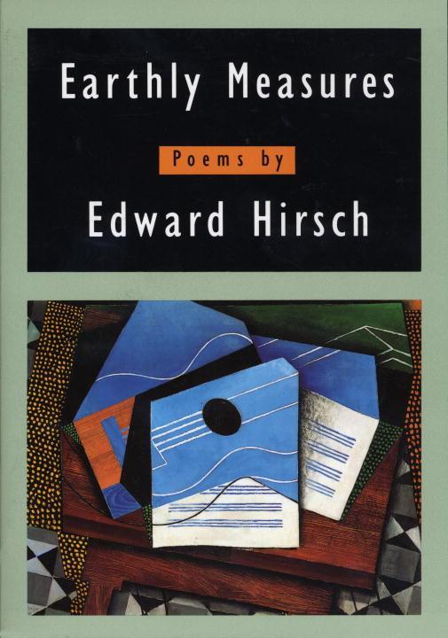 Earthly Measures: Poems als Taschenbuch