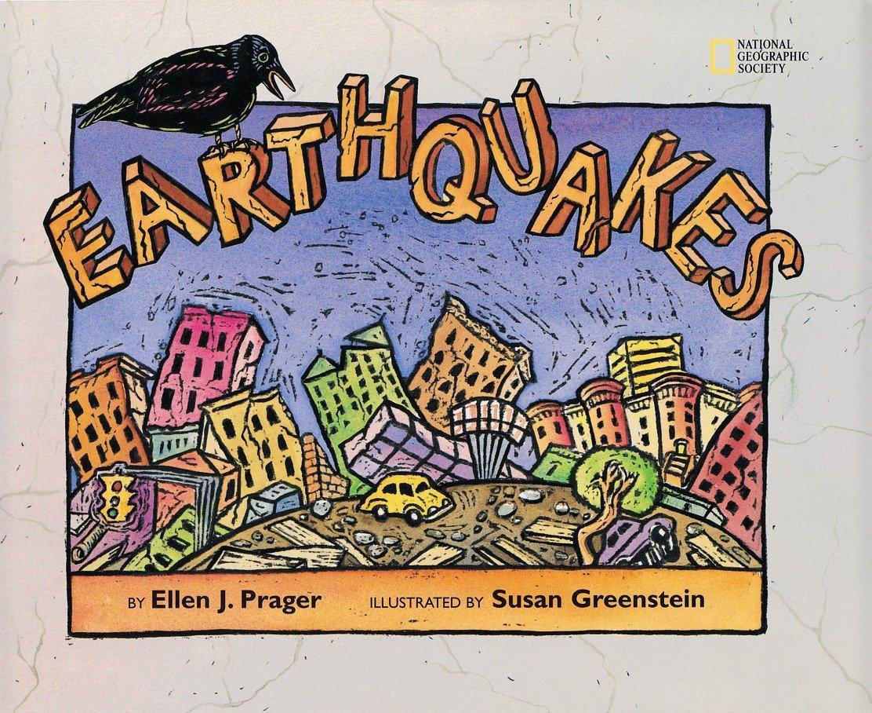 Earthquakes als Buch