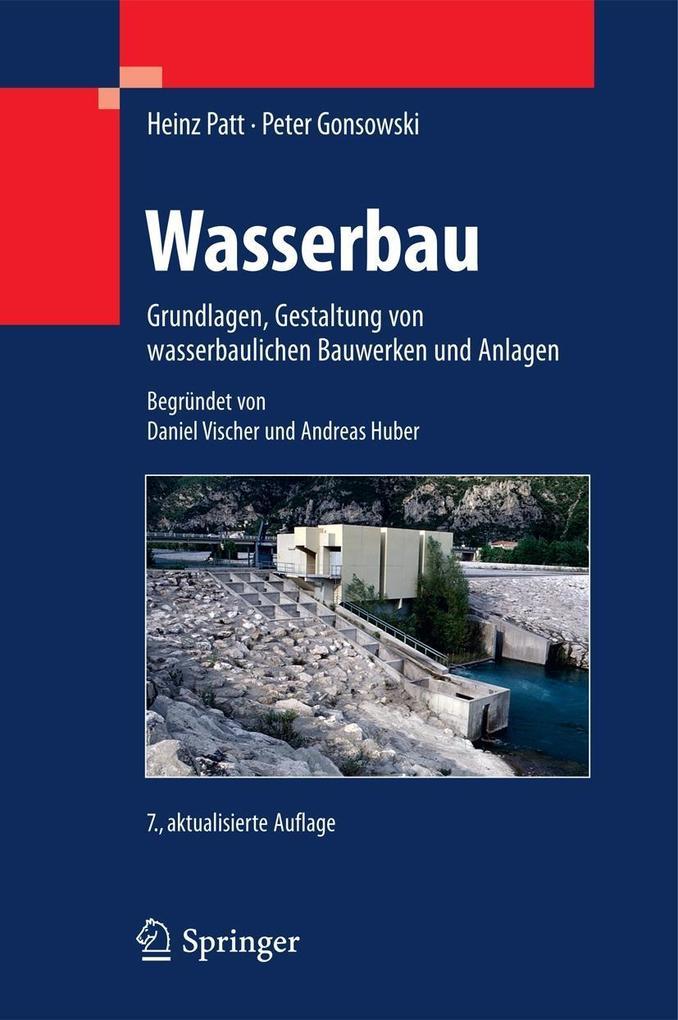 Wasserbau als eBook