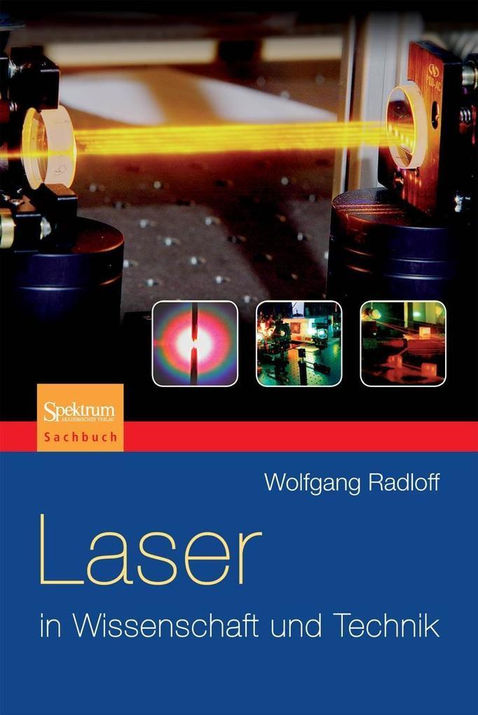 Laser in Wissenschaft und Technik als eBook