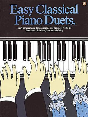 Easy Classical Piano Duets als Taschenbuch