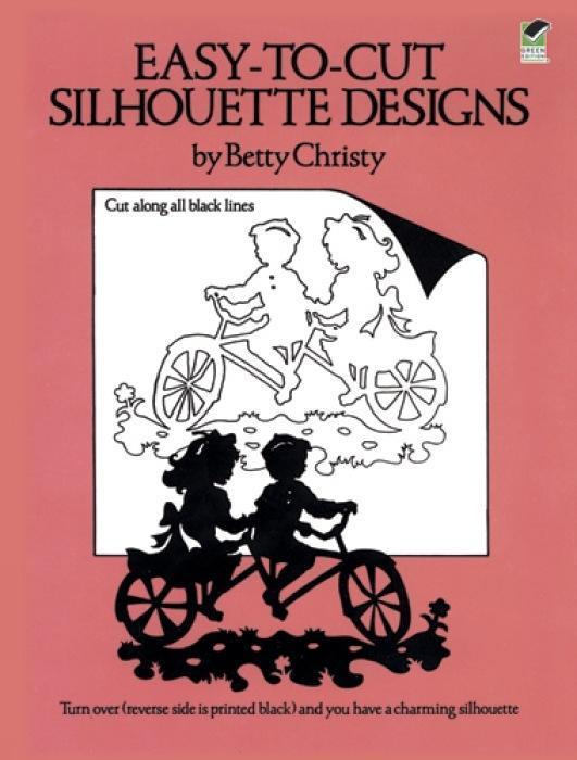 Easy-To-Cut Silhouette Designs als Taschenbuch