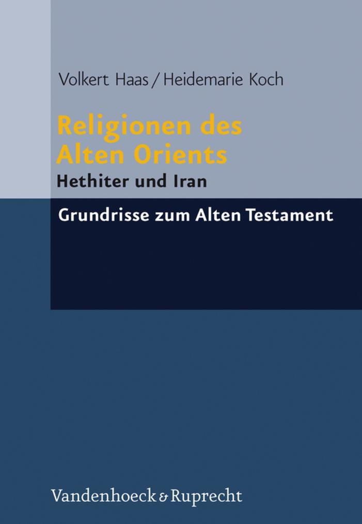 Religionen des Alten Orients als eBook pdf