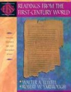 Readings from the First-Century World: Primary Sources for New Testament Study als Taschenbuch