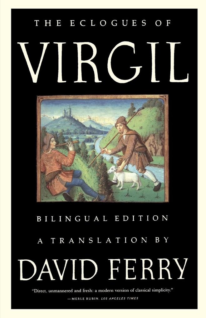 The Eclogues of Virgil: A Bilingual Edition als Taschenbuch