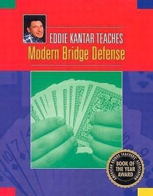 Eddie Kantar Teaches Modern Bridge Defense als Taschenbuch