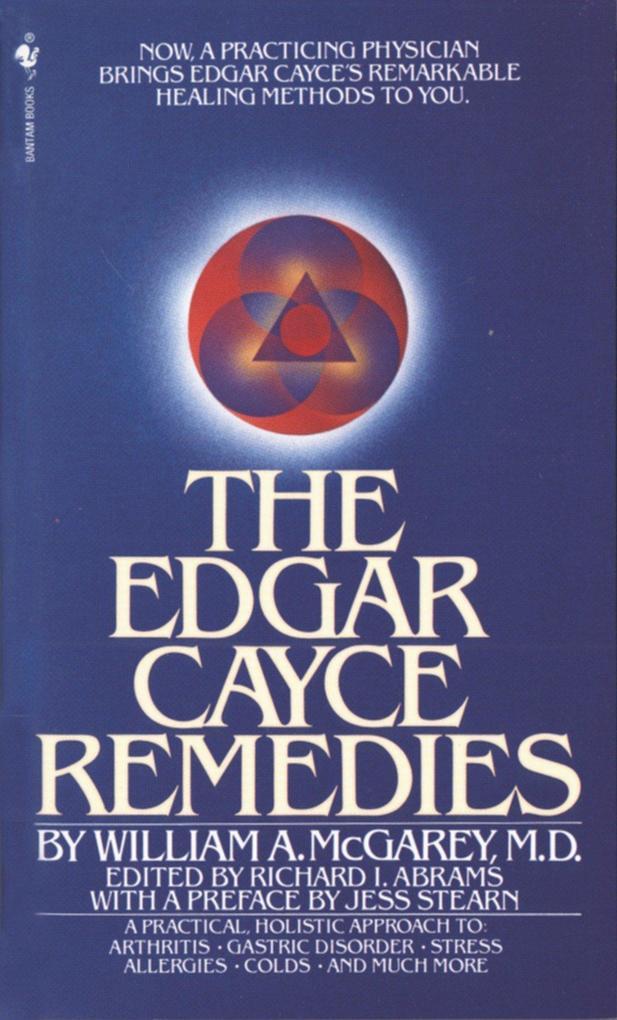 Edgar Cayce Remedies als Taschenbuch