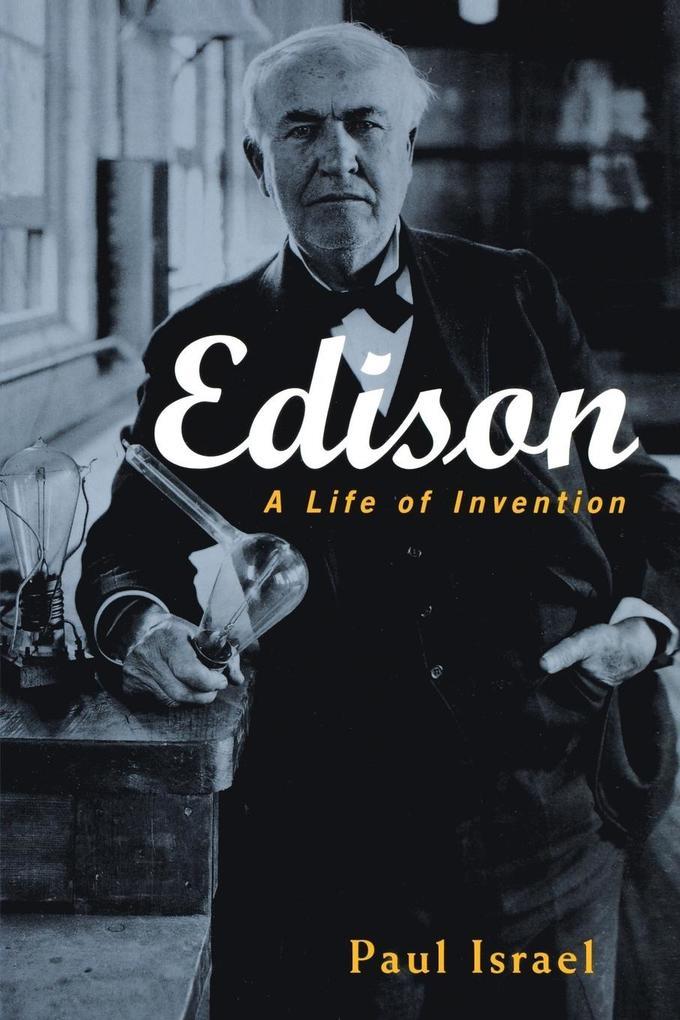 Edison als Buch