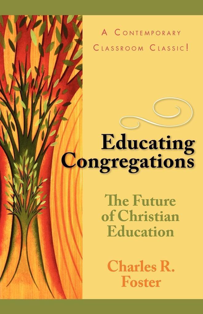 Educating Congregations als Taschenbuch