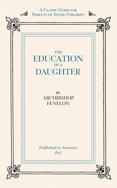 Education of a Daughter als Taschenbuch