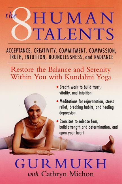 The Eight Human Talents als Taschenbuch