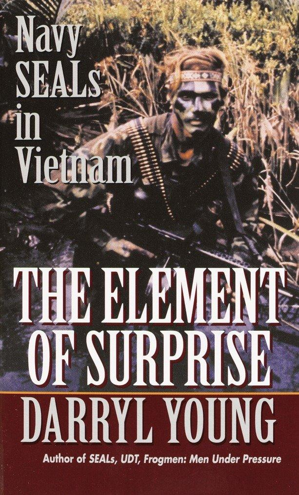 Element Of Surprise als Taschenbuch