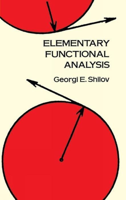 Elementary Functional Analysis als Taschenbuch