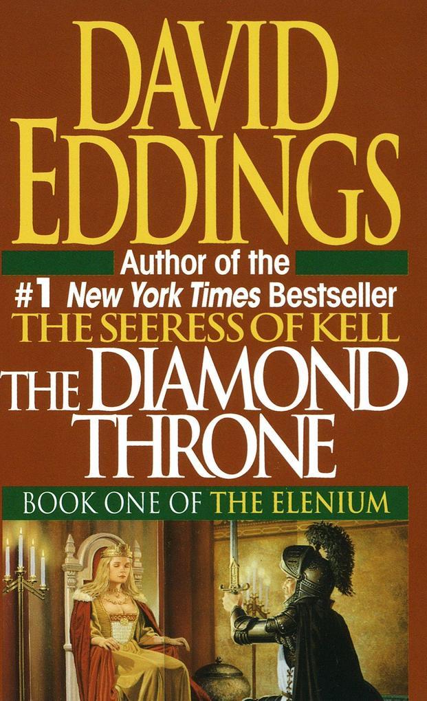 Diamond Throne als Taschenbuch