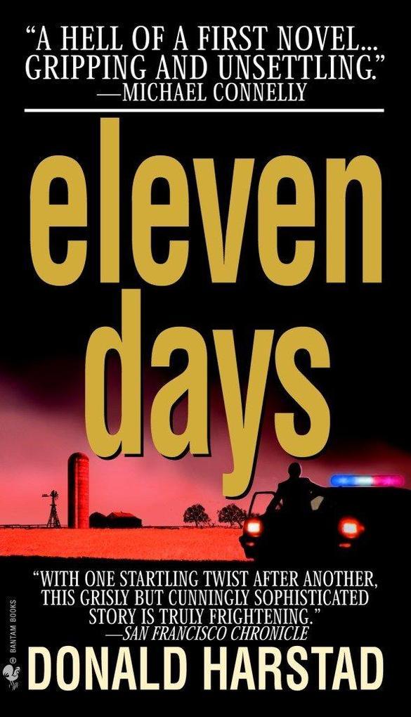 Eleven Days: A Novel of the Heartland als Taschenbuch