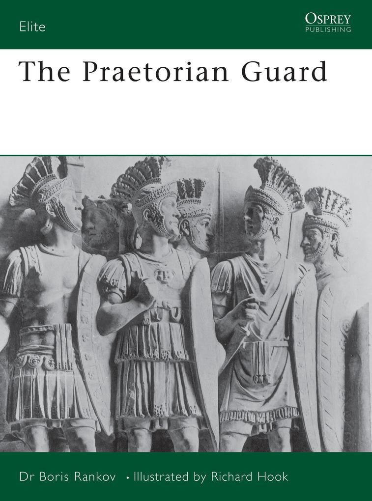 The Praetorian Guard als Taschenbuch