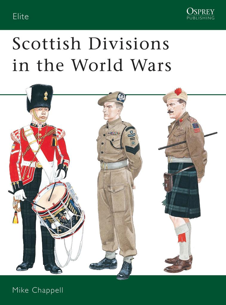 Scottish Divisions in the World Wars als Taschenbuch